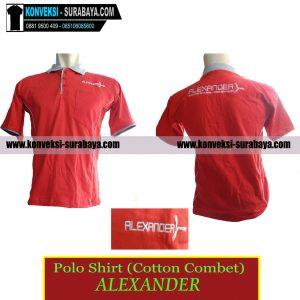 Contoh Desain Kaos Polo Shirt Keren dan Terbaru