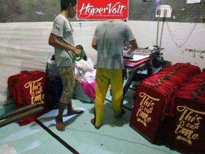 Alamat Perusahaan Konveksi Surabaya Timur