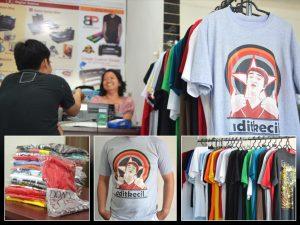 tempat Sablon Kaos Print DTG